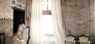 De Binnentuin - raamdecoratie