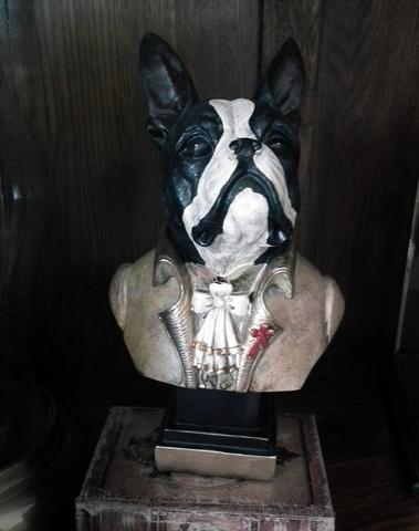 Buste hond