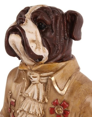 Hond staand 45 cm