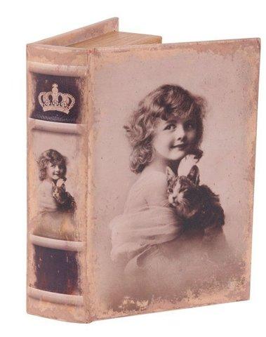 Vintage nep boek 20 cm