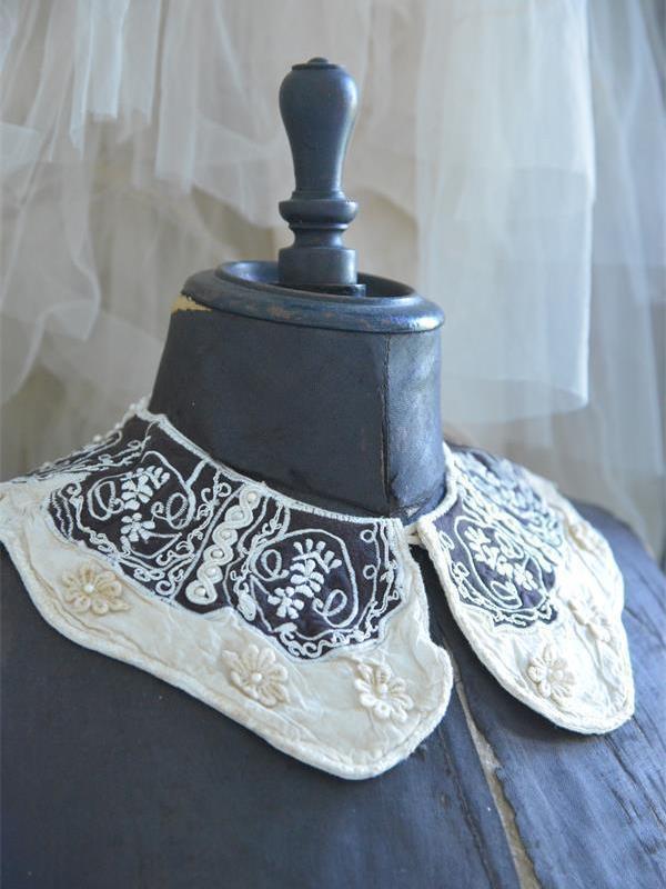Vintage kraag