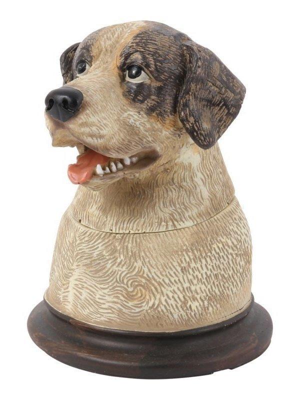 Hond als opberg box