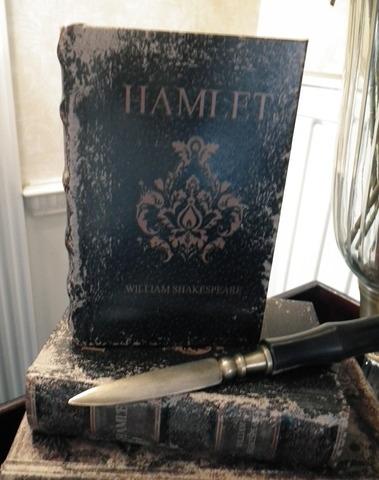Boekendoos Hamlet 15 cm