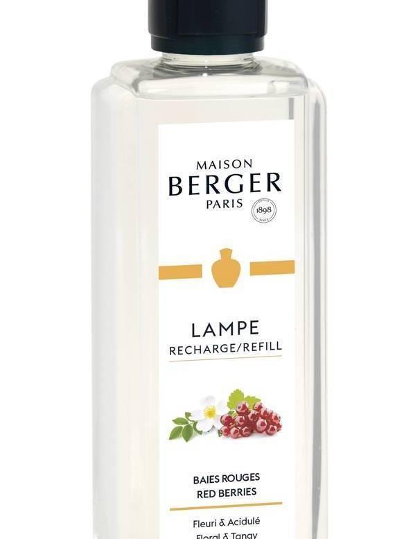 Navulling brander Red Berries 500 ml