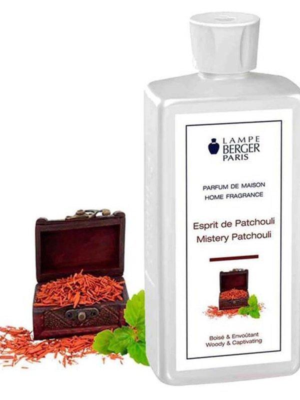 Navulling brander Mystery Patchouli 500 ml