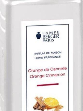 Navulling brander Orange Cinnamon 500 ml