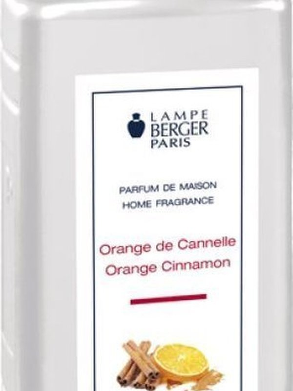Navulling brander Orange Cinnamon 500 ml