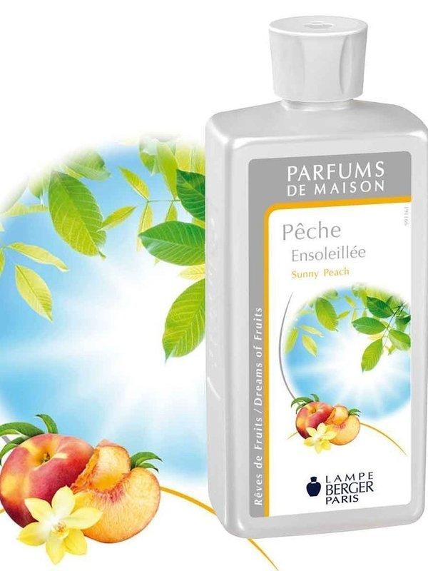 Navulling brander Sunny Peach 500 ml