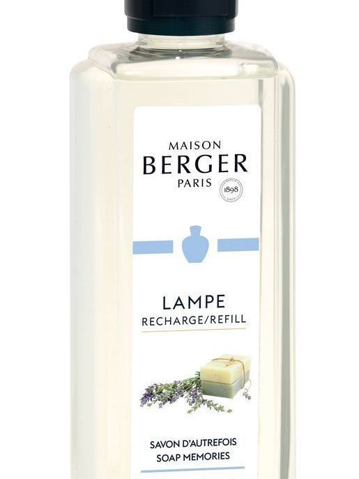 Navulling brander Soap Memories 500 ml