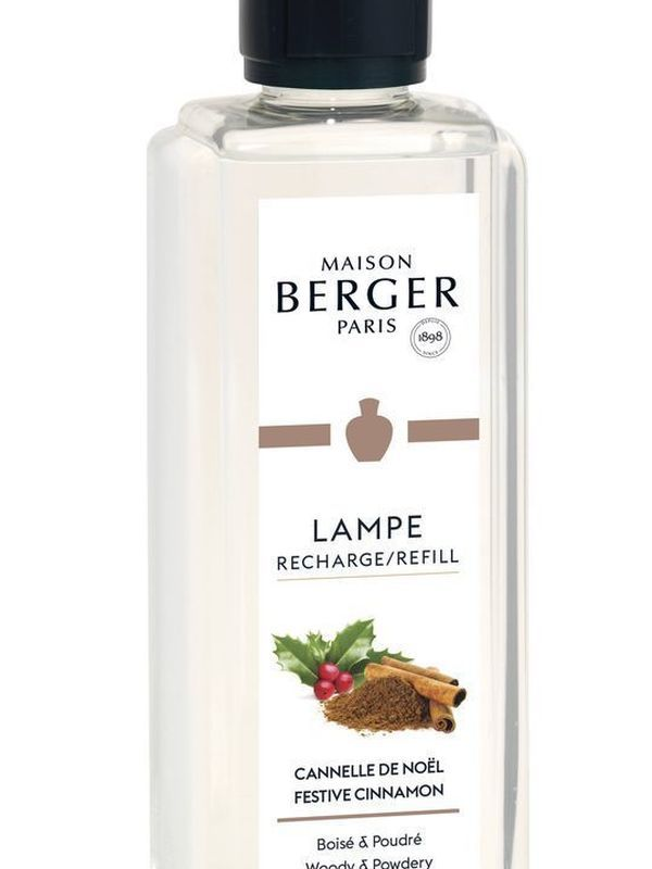 Navulling brander Festive Cinnamon 500 ml