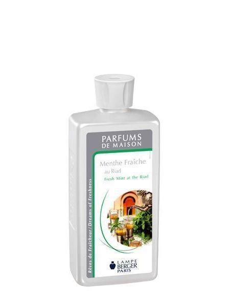 Navulling brander Fresh mint at the riad 500 ml