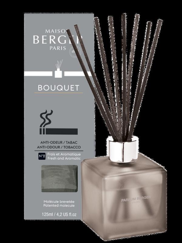 Geurstokjes anti odeur Tabak geurboeket - fris en aromatisch