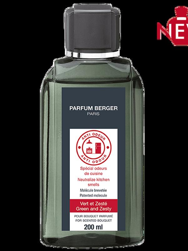 Navulling anti odeur keukenluchtjes  Vert et Zesté 200 ml