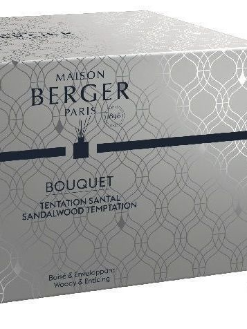 Giftset Bouquet Sandalwood temptation Belle Epoque Amber