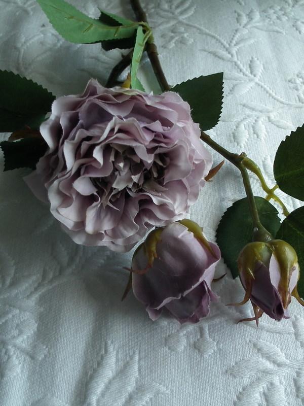 Roos lavendel 48 cm