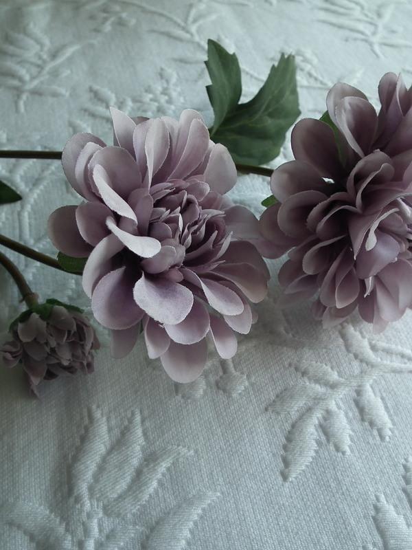 Dahlia lavendel 46 cm