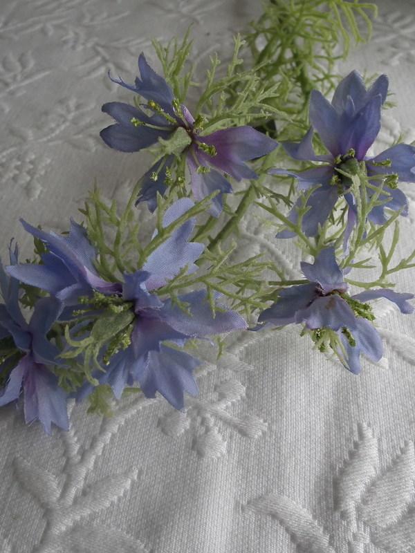 Korenbloem blauw 44 cm