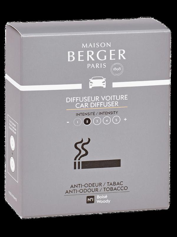 Navulling auto diffuser anti - odour Tobacco Woody