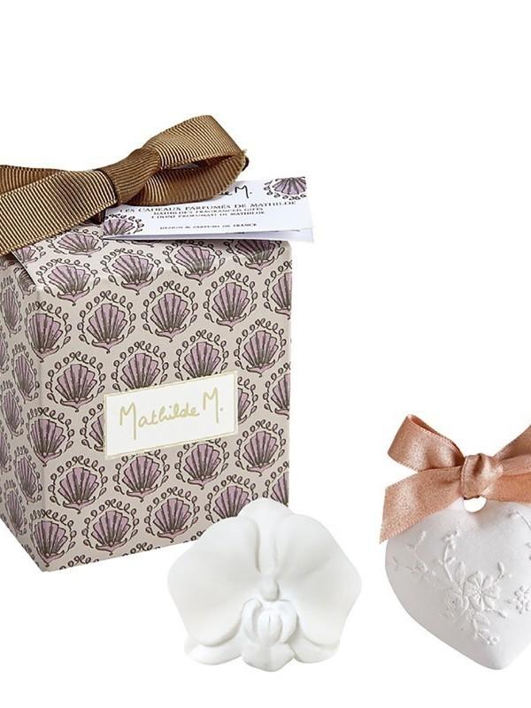 De geurende geschenken van Mathilde Bouquet Précieux en Rose Elixir