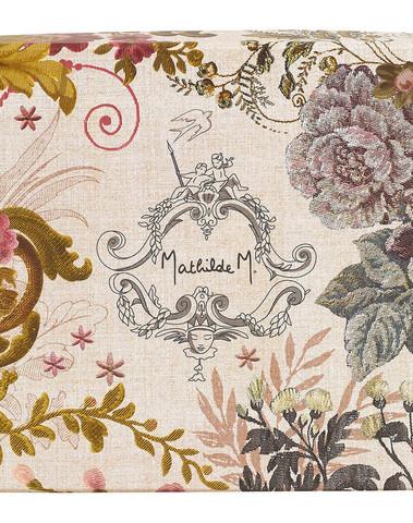 Fluwelen wanddoos met geurdecor - Marquise