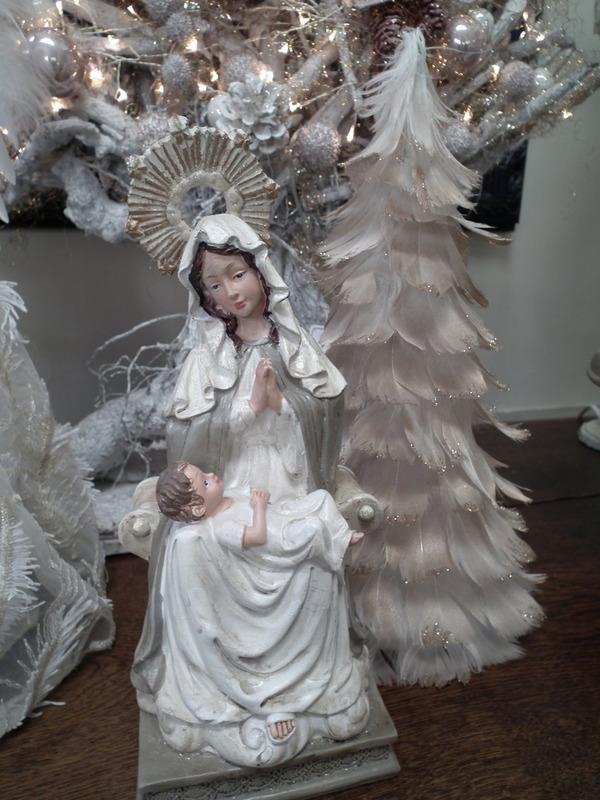Maria & kindje Jezus