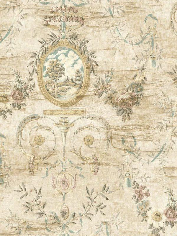 Behang patroon BA61007 page 59