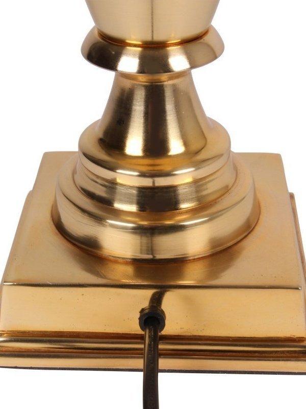 Lampvoet 54 cm goud