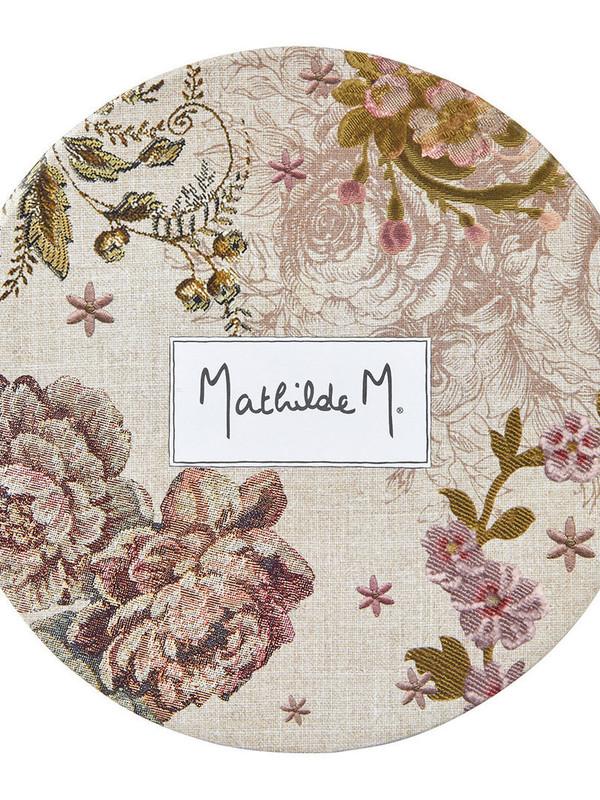 Set van 7 gastzepen Mathilde's schoonheidsrituelen - Rose Elixir