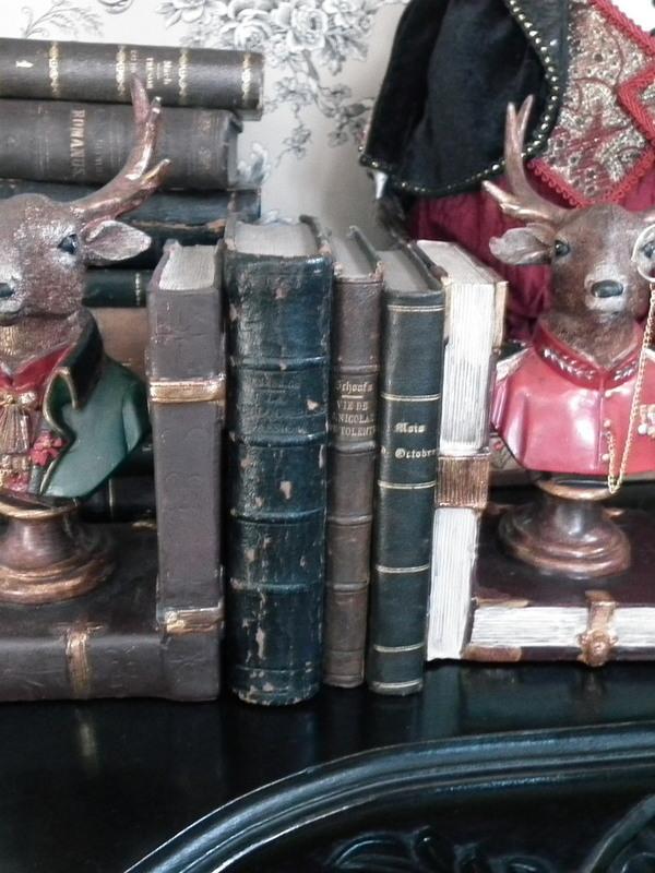 Boekensteun rendier