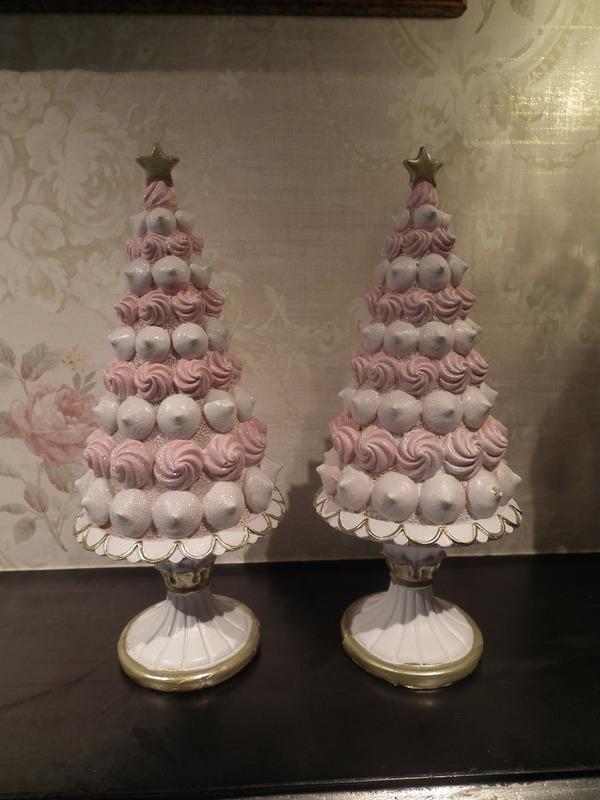 Snoepjes Kerstboom op voet