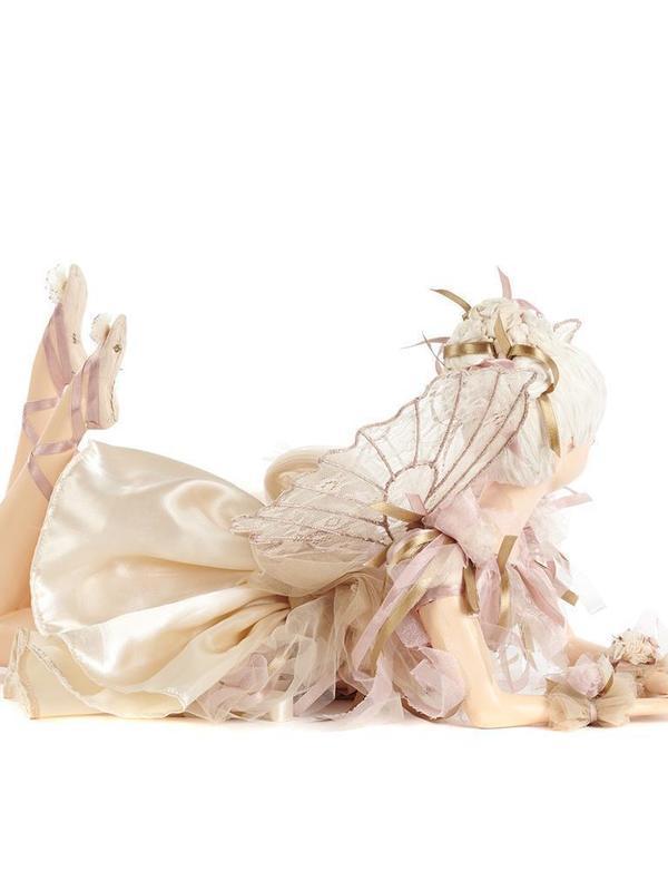 Bohemian Lying fairy doll groot