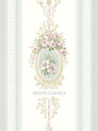 Behang boek : Wallquest, Spring Garden