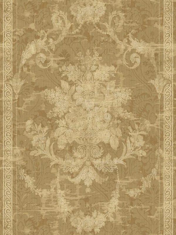 Behang boek : Wallquest, Vintage & Textiles
