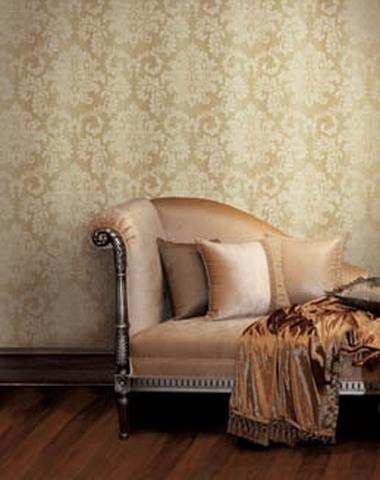 De Binnentuin - Behang